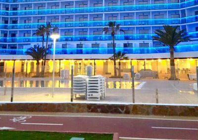 Exterior Hotel Best Sabinal(Roquetas)